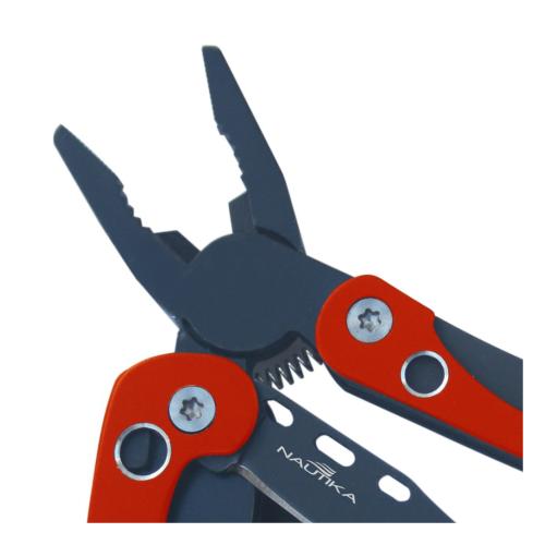 Canivete Minitek Nautika Aço Inox 5 Funções  - Casafaz