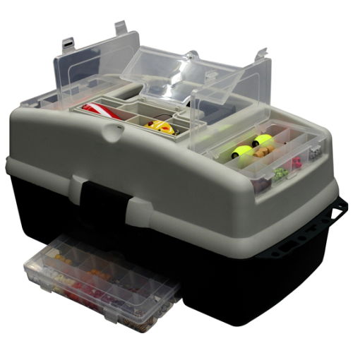 Caixa Organizadora Pesca Multibox Mb2 Nautika  - Casafaz