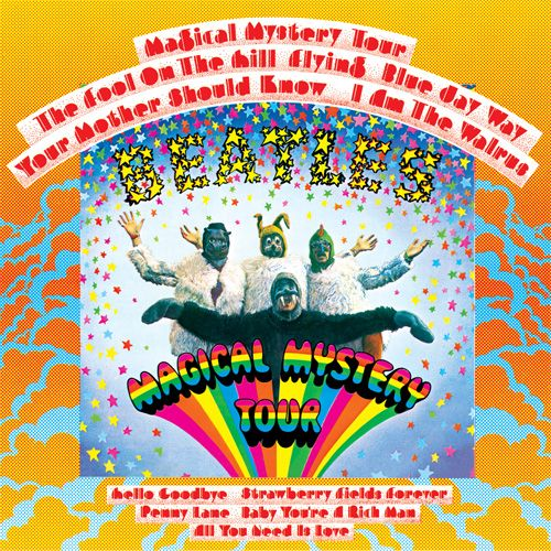 LP The Beatles Magical Mystery Tour 180g LP  - Casafaz