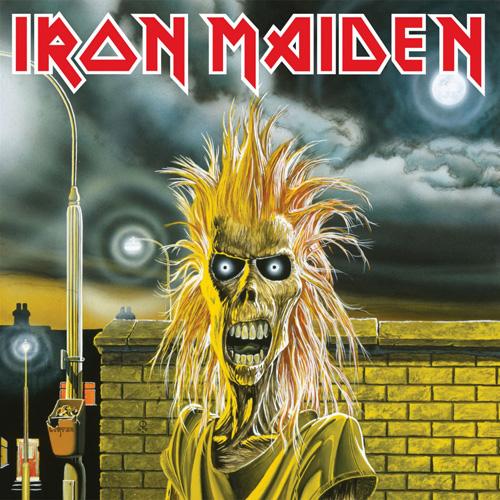 Lp Iron Maiden Iron Maiden 1980 180g