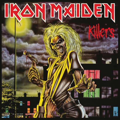 Lp Iron Maiden Killers 180g  - Casafaz