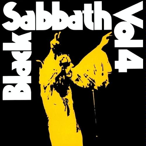 Lp Black Sabbath Vol 4 180g