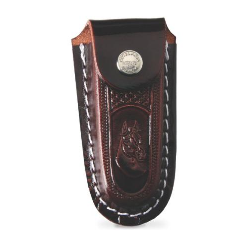 Canivete Bianchi Alumínio Chifre Com Bainha 3 Polegadas 10112/22B  - Casafaz