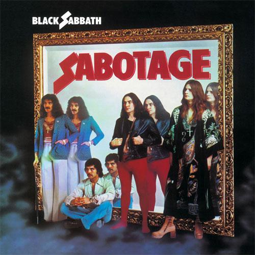 LP Black Sabbath Sabotage 180g