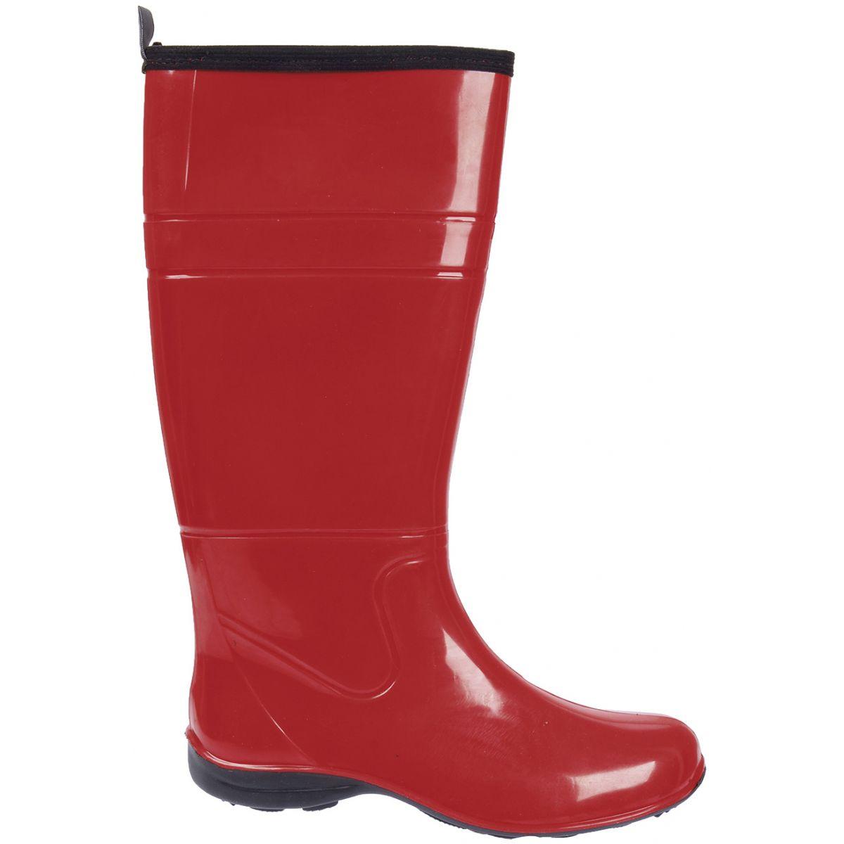 Galocha Alpat Fashion Vermelho  - Casafaz