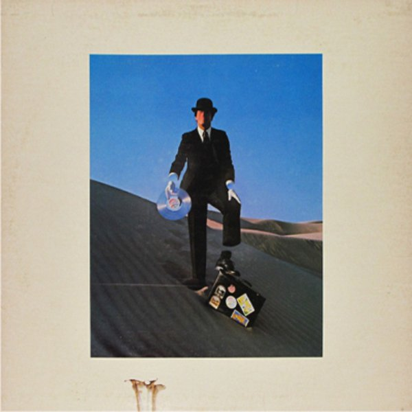 Lp Pink Floyd Wish You Were here 180gr  - Casafaz