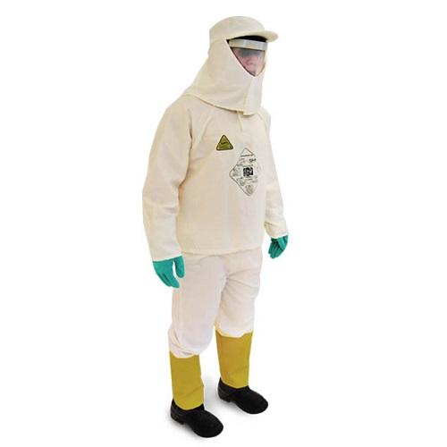 Roupa Proteção Epi Pulverização Inseticida Agrogold