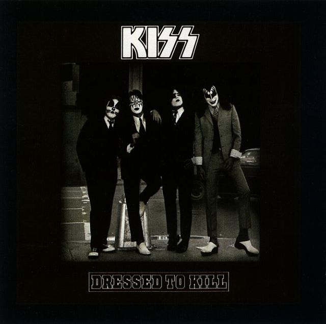 Lp Kiss Dressed To Kill 180g  - Casafaz