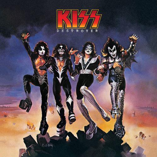 Lp Kiss Destroyer 180g  - Casafaz