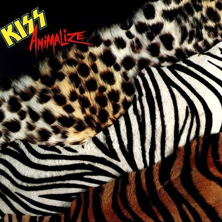 Lp Kiss Animalize 180g