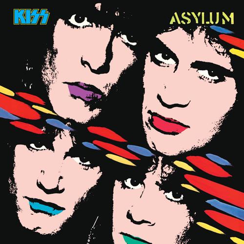 Lp Kiss Asylum 180G