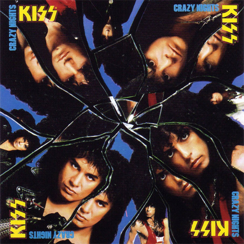 Lp Kiss Crazy Night 180g  - Casafaz
