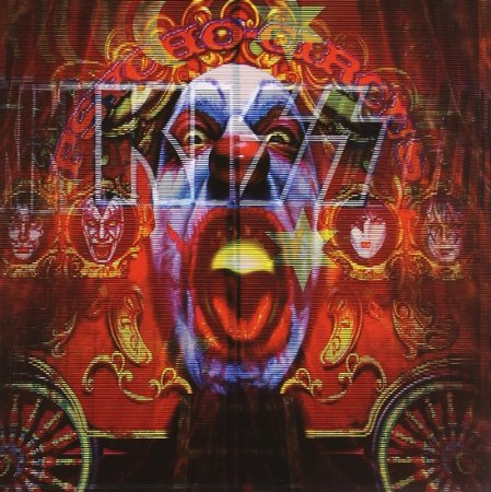 Lp Kiss Psycho Circus 180g