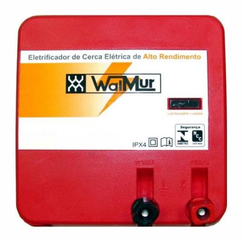 Eletrificador Rural Cerca Eletrica Profissional R1000-RE1 110V