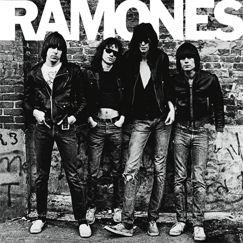 Lp The Ramones Ramones 180g  - Casafaz