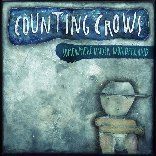 Lp Counting Crows Somewhere Under Wonderland 180g