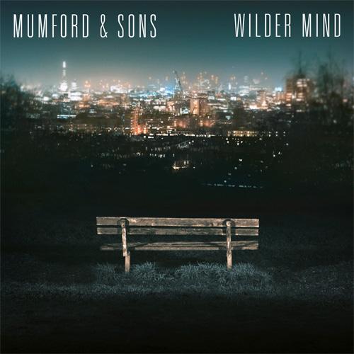 Lp Mumford & Sons Wilder Mind Edição 180gr
