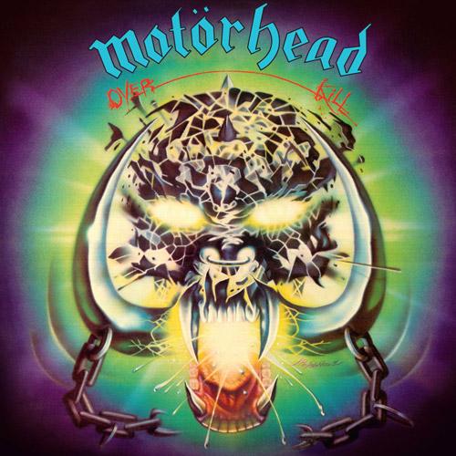 Lp Motorhead Overkill Edição 180g