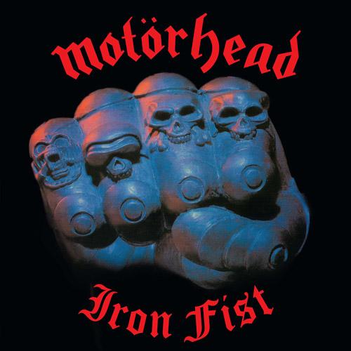 Lp Motorhead Iron Fist Edição 180g  - Casafaz