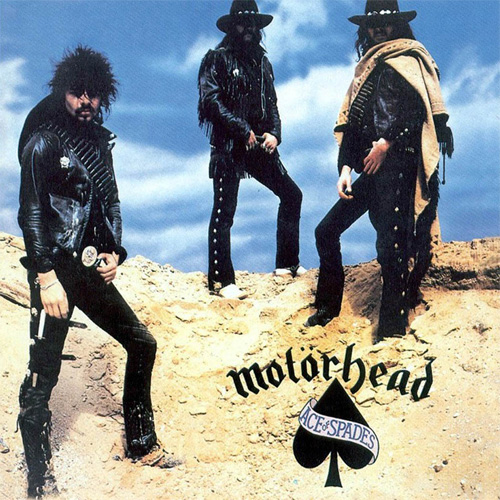 Lp Motorhead Ace Of Spades 180g