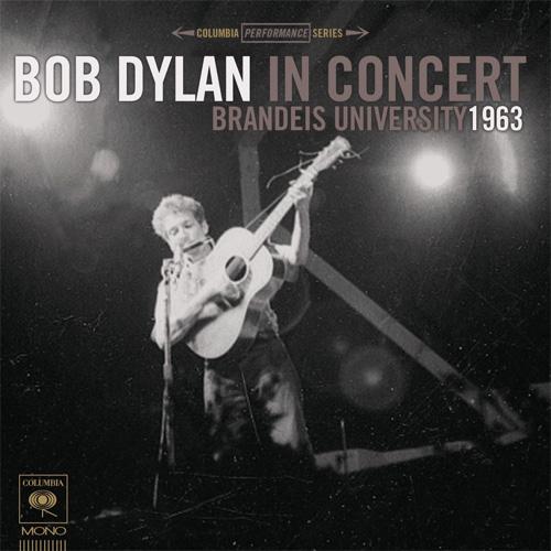 Lp Bob Dylan In Concert Brandeis University 1963 180g  - Casafaz