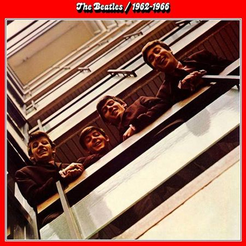 Lp The Beatles 1962-1966 Duplo 180g