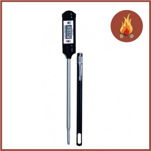 Termômetro Tipo Espeto Digital -45 +230 Incoterm