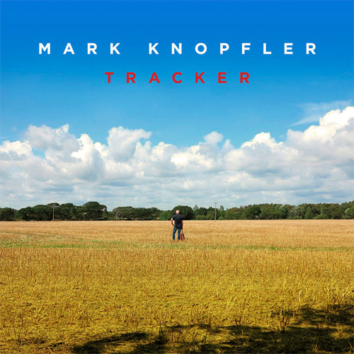Lp Mark Knopfler Tracker 180g DUPLO