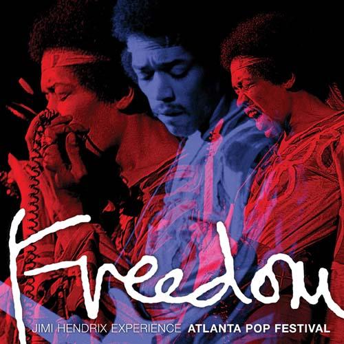 Lp Jimi Hendrix Experience Freedom 200g DUPLO