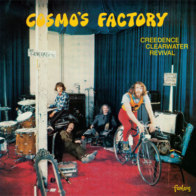 Lp Creedence Clearwater Revival Cosmos Factory  180g