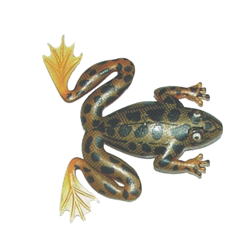 Isca Artificial Arrow frog 11,3g 5,5cm Marrom