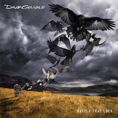 Lp David Gilmour Rattle That Lock Duplo 180g