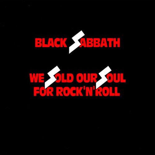 Lp Black Sabbath We Sold Our Soul For Rock