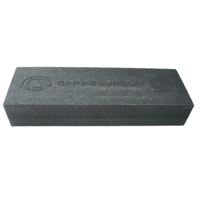 Pedra Para Afiar Carborundum Com Dupla Face 6 Polegadas
