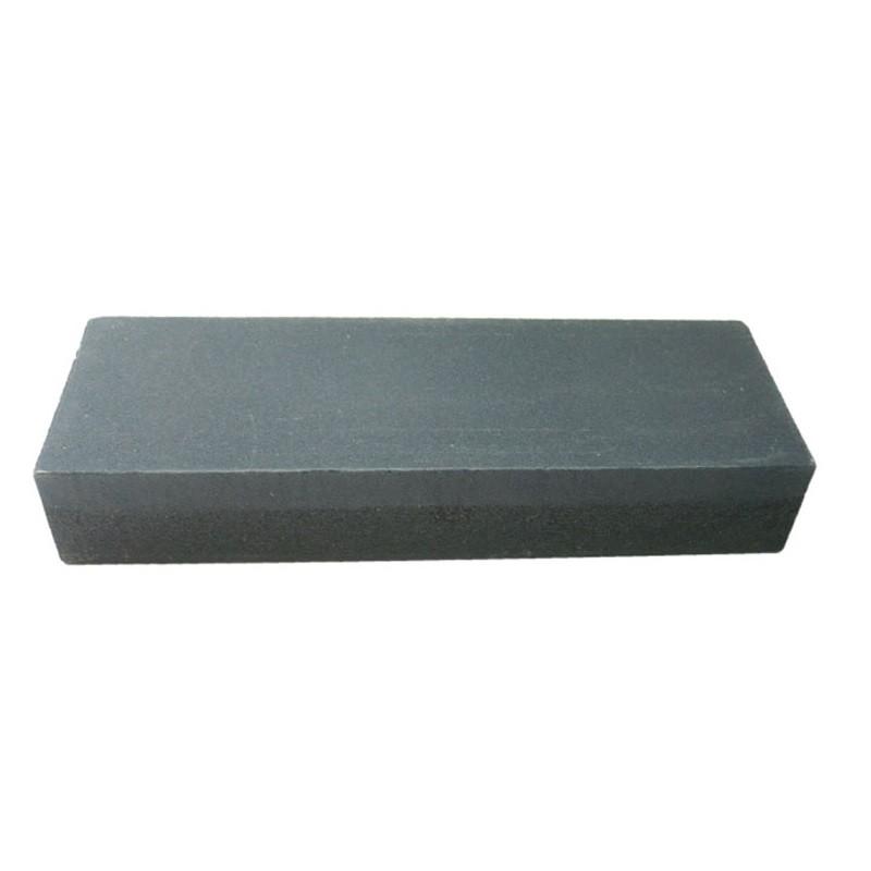 Pedra Para Afiar Carborundum Com Dupla Face 6 Polegadas  - Casafaz