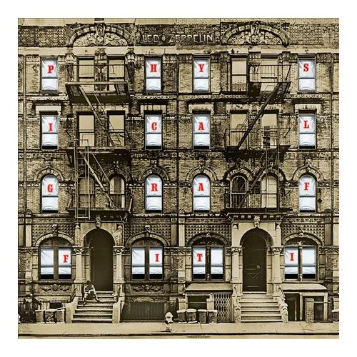 Lp Led Zeppelin Physical Graffiti 180g Duplo  - Casafaz