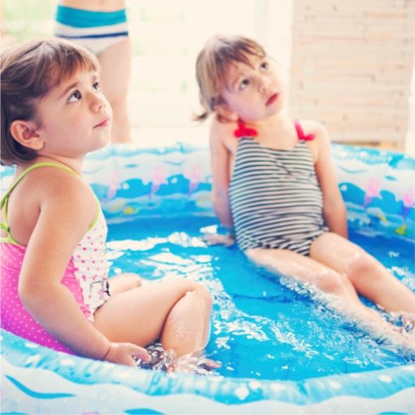 Piscina Infantil Inflável Backyardigans - Nautika 230 Litros  - Casafaz
