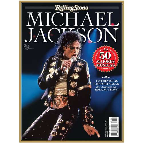 Revista Rolling Stone Michael Jackson Guia Definitivo Edição Especial