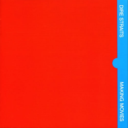 Lp Dire Straits Making Movies Imp Usa 180g