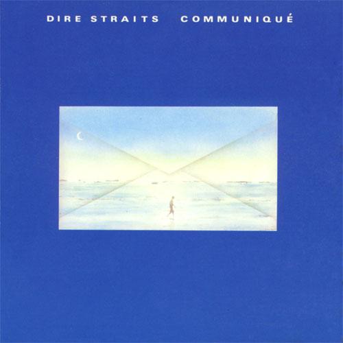 Lp Dire Straits Communique 180g  - Casafaz