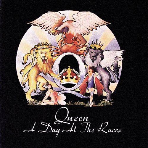 LP Queen A Day At the Races 180g