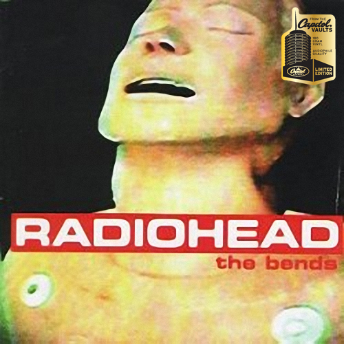 Lp Radiohead The Bends 180g  - Casafaz