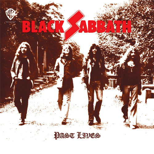 Lp Black Sabbath Past Lives Deluxe Edition 180g DUPLO