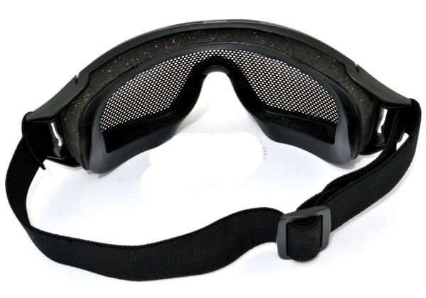 Óculos de Proteção Airsoft Chaco com Tela Nautika  - Casafaz