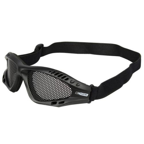 Óculos de Proteção Airsoft Kobra Preto Nautika  - Casafaz