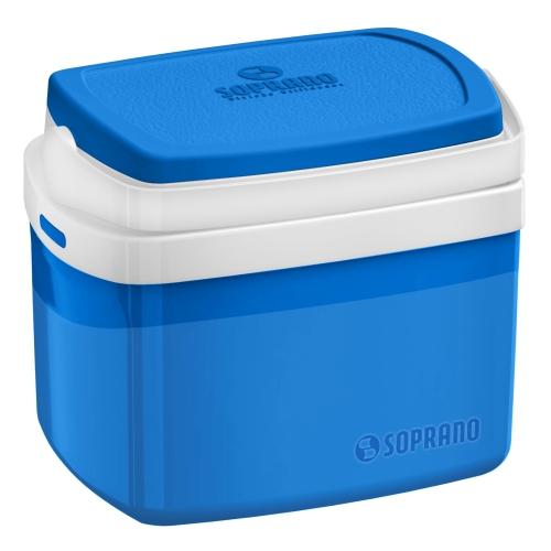 Caixa Térmica Soprano Tropical 5 Litros Azul  - Casafaz