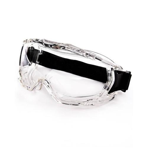 Óculos  de Proteção com Mascara V-Mask Incolor Steelpro Airsoft  - Casafaz