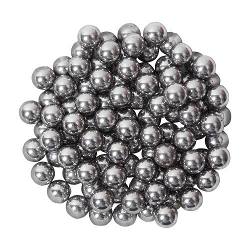 Esfera Para Atiradeira Estilingue 7,15mm 100 Unidades Nautika  - Casafaz