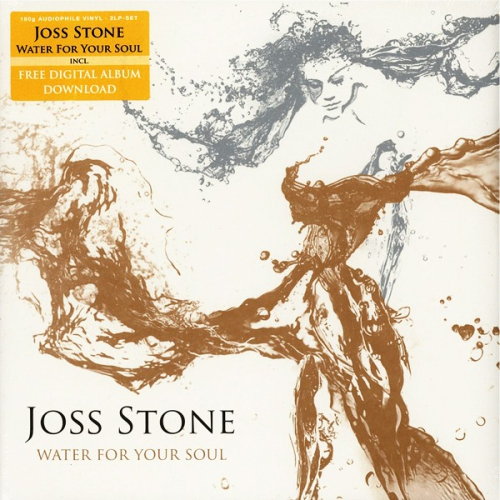 Lp Joss Stone Water For Your Soul Duplo 180gr Inc Free Digital  - Casafaz