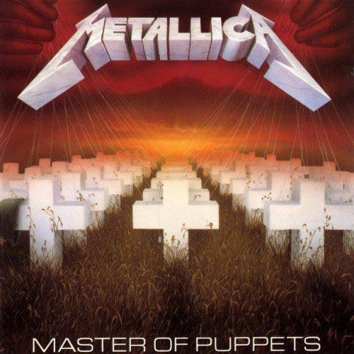 Lp Metallica Master Of Puppets USA  - Casafaz